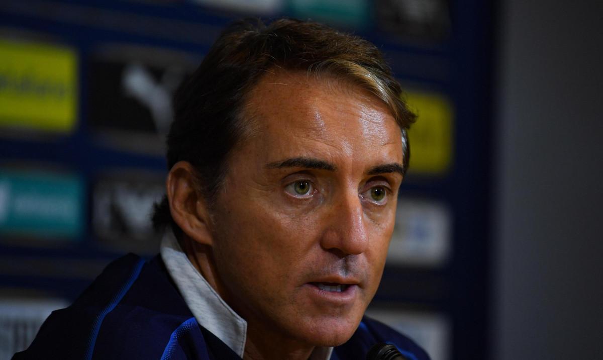 Mancini protiv Grčke testira novu formaciju
