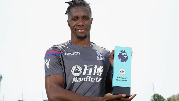 Zaha igrač mjeseca u engleskoj Premier ligi