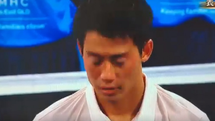 Nishikorijeve suze su dokaz kroz kakve muke je prolazio