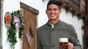 Kolumbijac na posebnoj dijeti u Bayernu: 13 stvari kojih se James Rodriguez mora pridržavati
