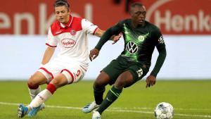 Fortuna i Wolfsburg podijelili bodove u Dusseldorfu