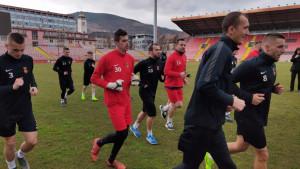 NK Čelik trenirao na Bilinom polju, ekipi se priključio i Elvin Yunuszada