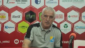Milenković nakon pobjede nad Veležom pokazao trenersku veličinu