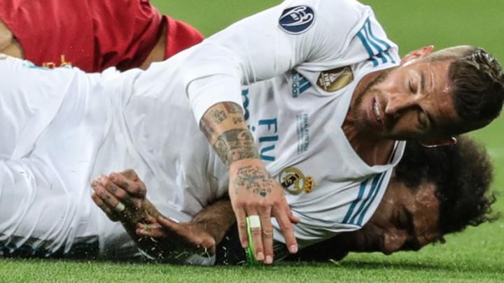 Ramos: Povrijedio sam još jednog igrača Liverpoola kapljicom znoja