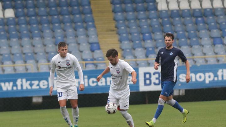 FK Željezničar ubjedljiv u Kiseljaku: Plavi brojali do deset