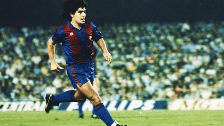 Pojavio se izvještaj skauta Barcelone koji je pratio Diega Maradonu 1978. godine