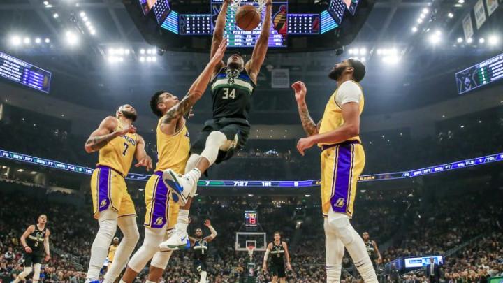 Antetokounmpo vodio Milwaukee do pobjede protiv LA Lakersa, dva poena Muse u porazu Brooklyna