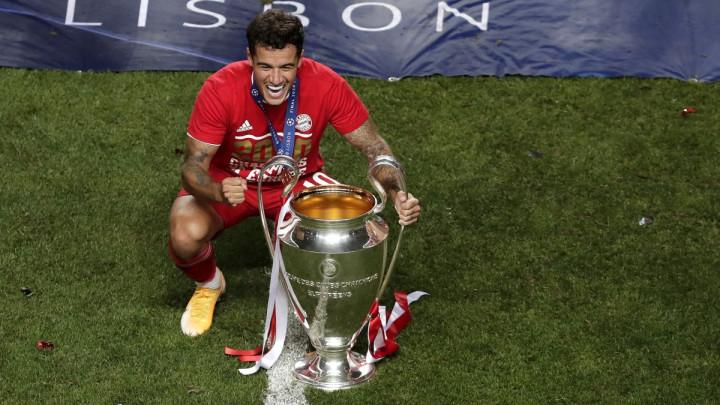 Coutinho i zvanično napustio Bayern i vratio se u Barcelonu