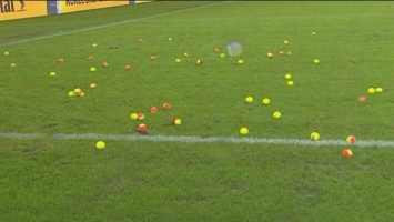 Navijači Dortmunda protestovali na neobičan način