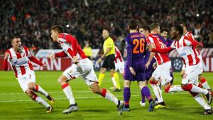 Zvezda pobjedom nad Liverpoolom prestigla Milan na UEFA-inoj rang listi