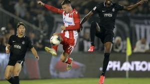 Fudbaler Crvene zvezde više nije mogao da trpi provokacije, pa se konačno oglasio
