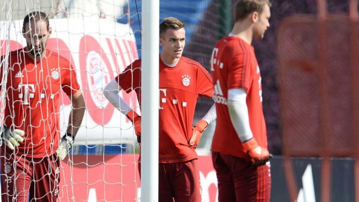 Navijači su se šokirali Bayernovim izborom golmana, ali sačuvao je mrežu