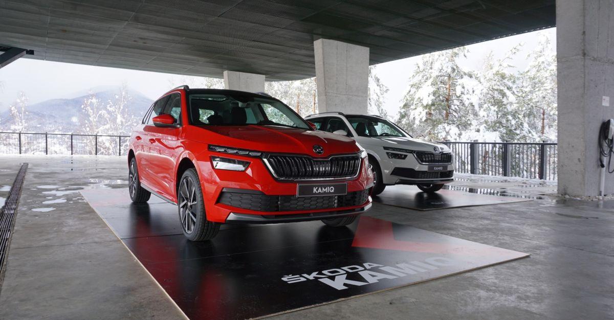 Predstavljen novi Škoda Kamiq