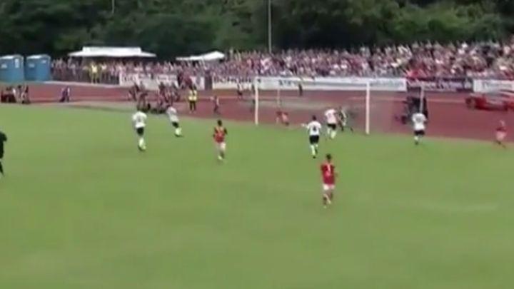 Da li je moguće da je Ribery ovo promašio?