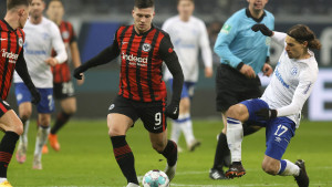 Luka Jović se diže iz pepela: Ušao i postigao dva gola u pobjedi Eintrachta!