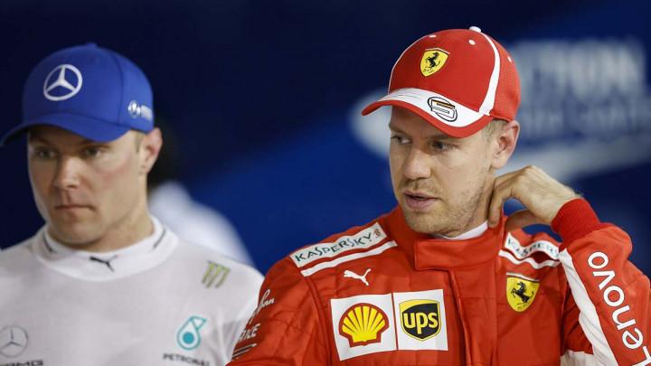 Vettel osvojio pol poziciju u Bahreinu