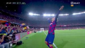 Kamere zabilježile Messijevu reakciju nakon što mu je Griezmann 'ukrao' proslavu gola