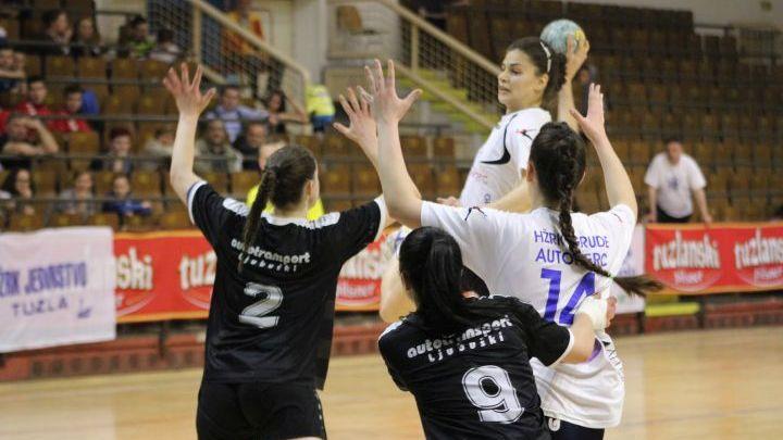 ŽRK Grude u finalu Kupa BiH