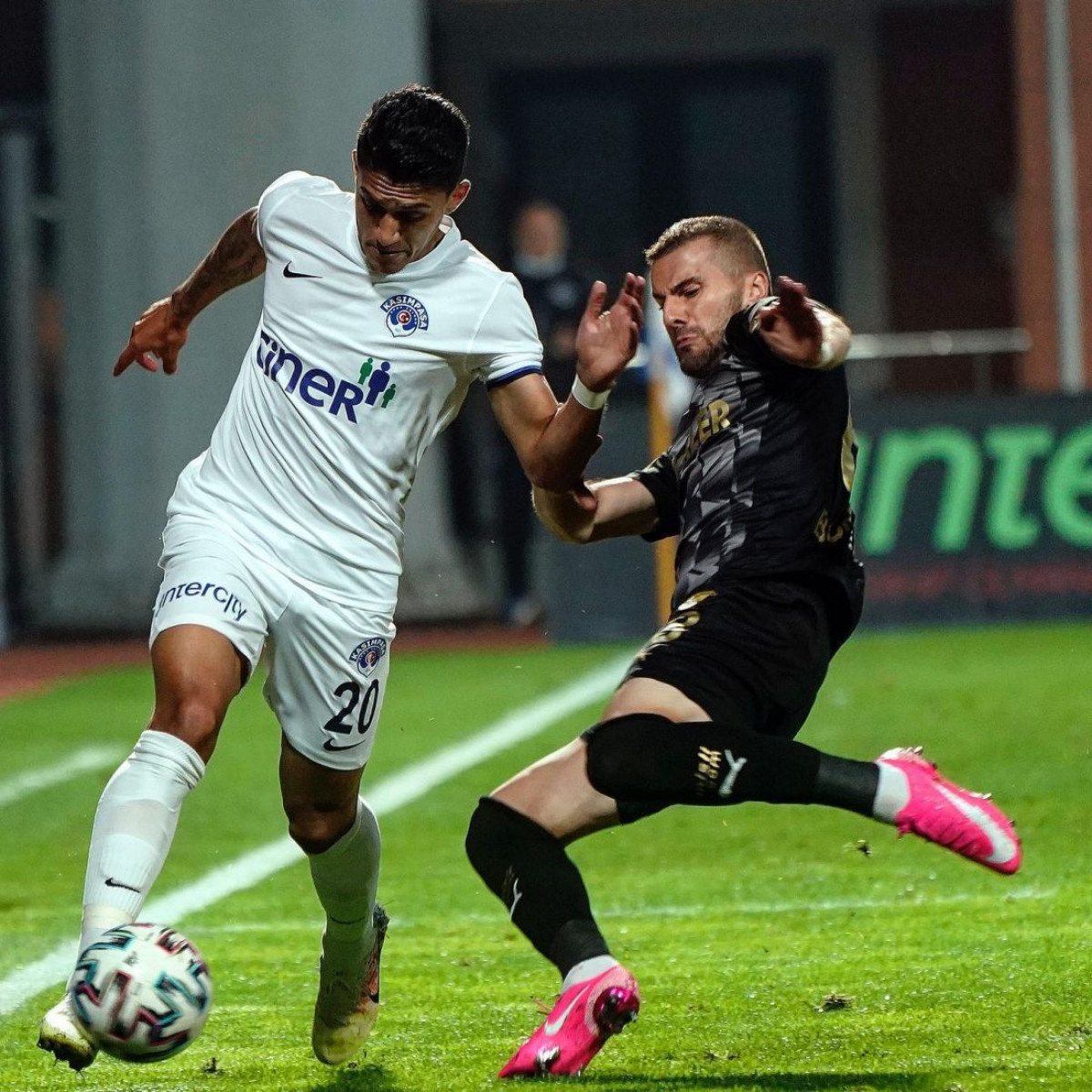 Goztepe pobijedio u gostima: Briljirao Jahović, cijeli meč i asistenciju upisao i Bureković