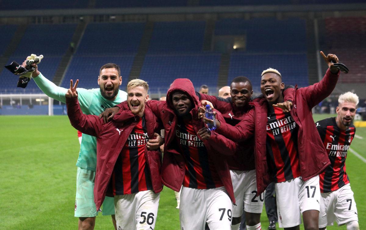 Ako je vjerovati tradiciji, Milan osvaja Scudetto!
