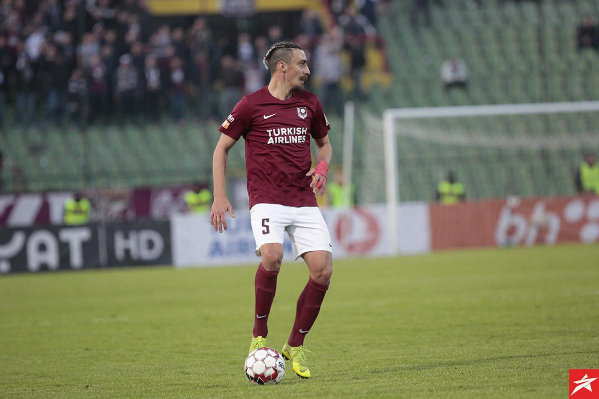 Sjajan potez NK Široki Brijeg: Fudbaleru Sarajeva uputili poruku podrške nakon operacije