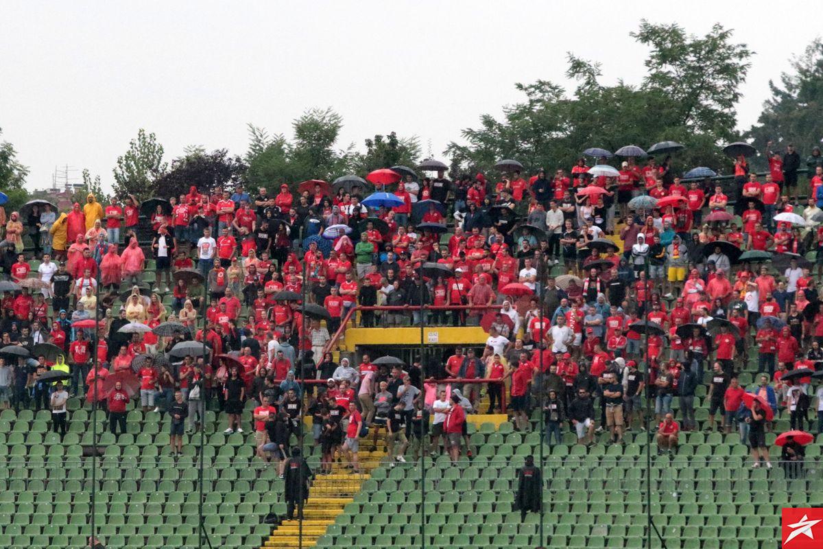 FK Velež će imati veliku podršku na Grbavici