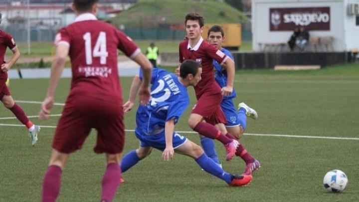 Poraz kadeta Sarajeva u Širokom