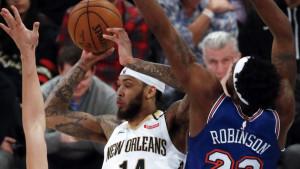 Dva produžetka na pet mečeva NBA lige, trojica košarkaša do 40+ poena