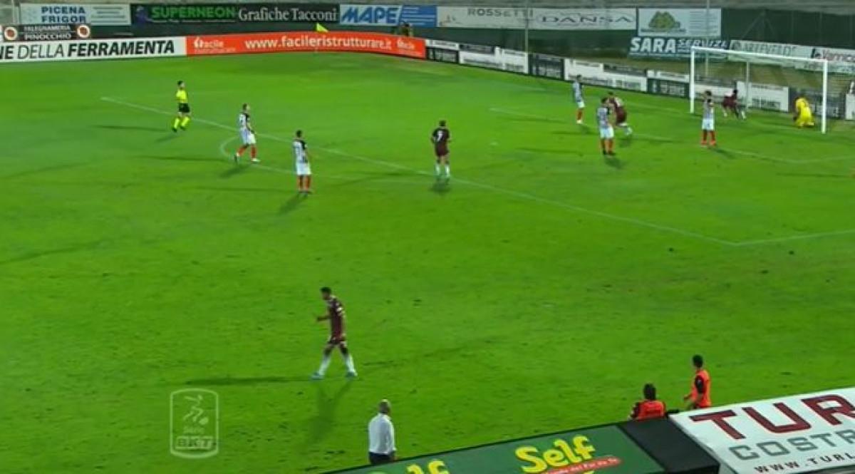 'Air Milan': Đurić je jučer zabio sjajan gol