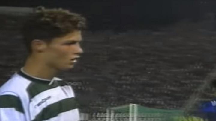 Sjećate li se Ronaldove prve utakmice protiv Intera? Teško - bio je to njegov seniorski debi