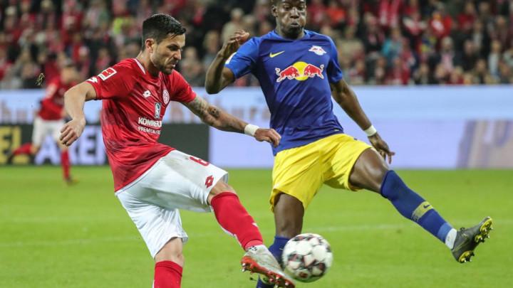 Golijada Mainza i RB Leipziga završena podjelom bodova