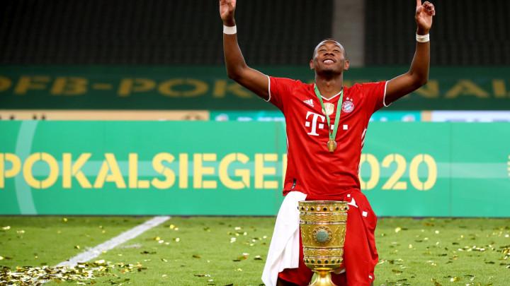 Alaba želi ostati u Bayernu, ali zahtijeva najmanje 20 miliona eura godišnje