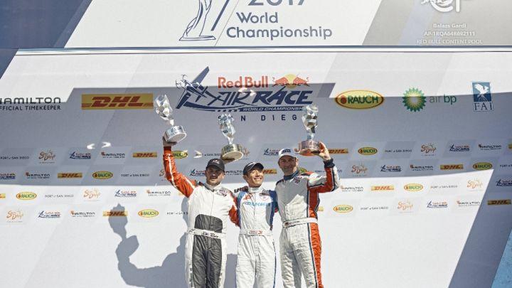 Red Bull Air Race: Yoshihide Muroya slavio u San Diegu