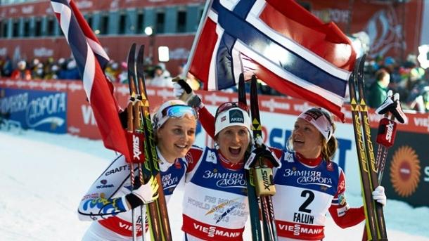 Björgen pobjedom pretekla legendarnog Björna Dähliea