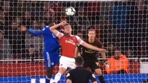 Leicester drastično oštećen na Emiratesu!