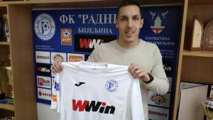 Srđan Bečelić potpisao za FK Radnik Bijeljina
