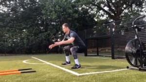 Asmir Begović žestoko trenira za novu sezonu