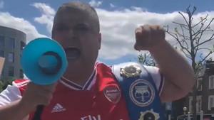 Sezona nije ni počela, a protesti navijača Arsenala uveliko traju