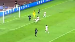 Fantastična akcija PSG-a i gol Mbappea za 1:1