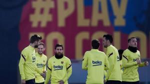 "Barcelona ""reže"" dnevnice za 70%"