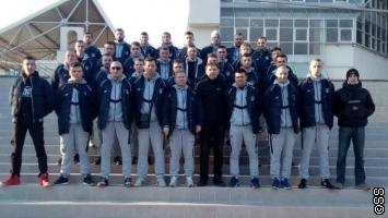 Ekspedicija NK Travnik otputovala u Makarsku