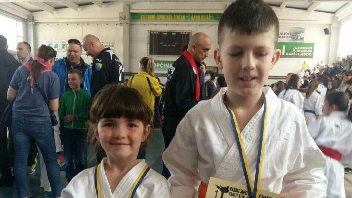 Karate klub Master uspješan u Donjem Vakufu