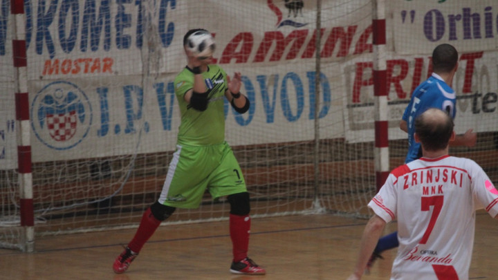 HFC Zrinjski bez problema protiv Bosne Kompred