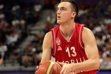 Srbijanski košarkaš objavio vruću fotografiju svoje supruge