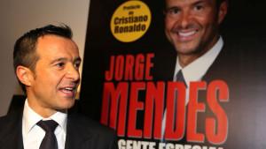 Nevjerovatna cifra: Jorge Mendes je ovo ljeto zaradio bogatstvo na transferima