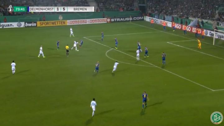 DFB Pokal: Neuništivi Pizarro podsjetio na stare dane, Hoffenheim se provukao protiv trećeligaša