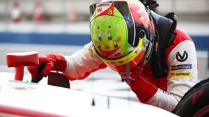 Mick Schumacher šampion Formule 2!