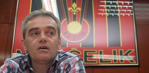Sead Jakupović dvije godine u Čeliku