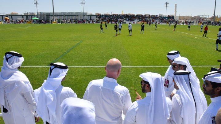 Završen prvi stadion za Svjetsko prvenstvo u Kataru