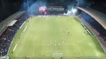 Copa90: Pogledajte sjajnu reportažu o Čeliku i Robijašima